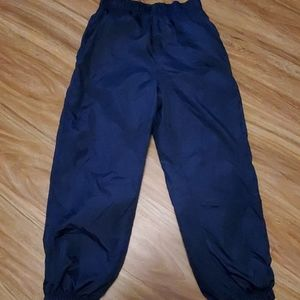 Athletic Works pull on elastic waist pants.